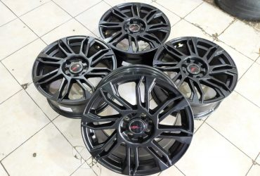 Jual Velg Second SIRIUS Ring 16 BLACK
