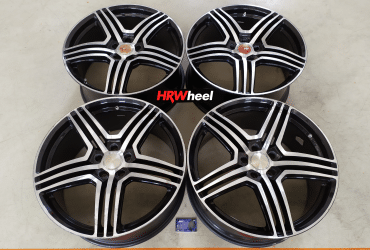 Velg Type WheelWorld Ring 20 cocok CR-V,VITARA,HRV,CAMRY DLL