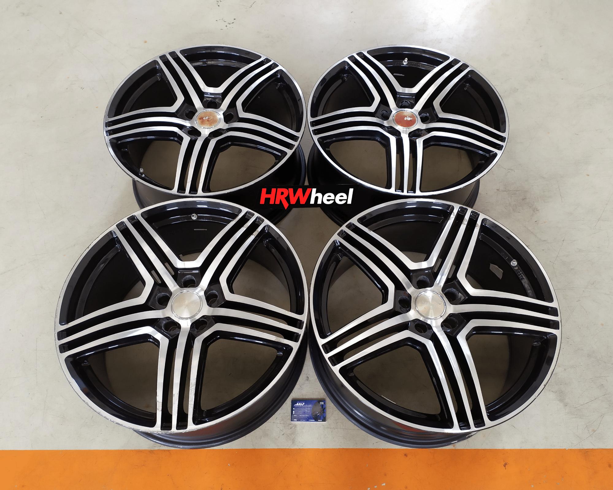 Velg Type WheelWorld Ring 20 cocok CR-V,VITARA,HRV,CAMRY DLL