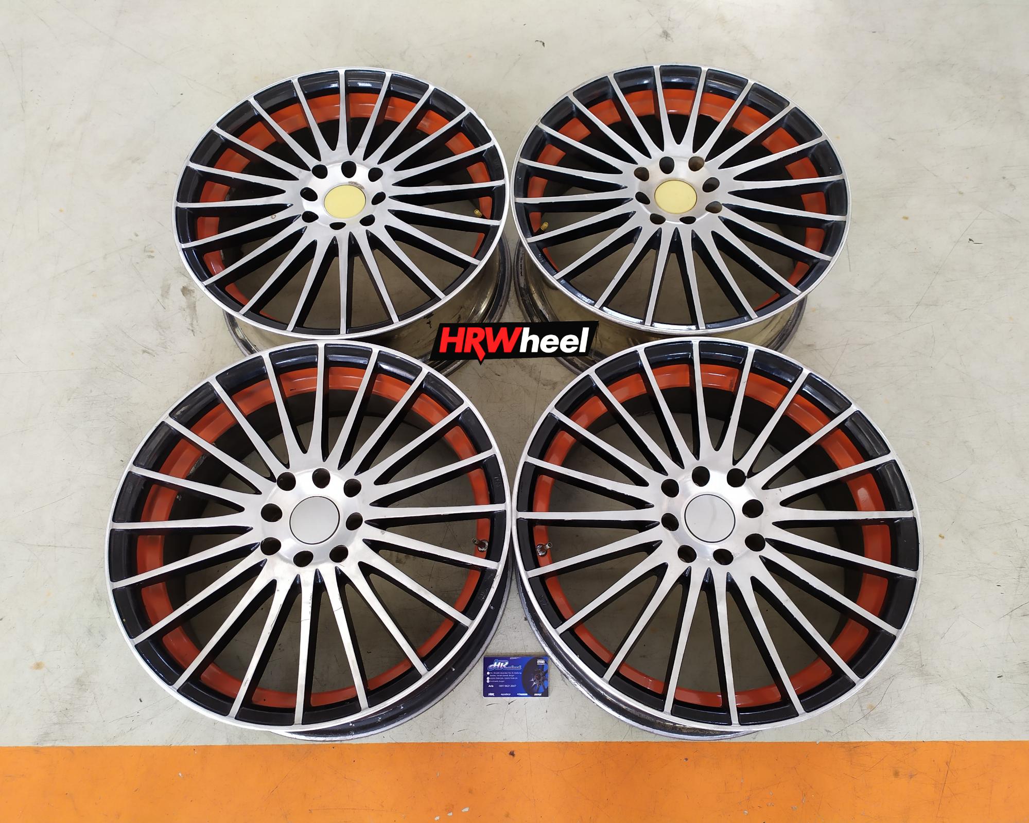 Velg Bekas Type Auto Speed Ring 17×7 H:8×100/114,3 ET:45