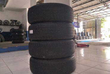 Paket velg racing R15X6,5 pcd 8X100-114,3 et38 plus ban