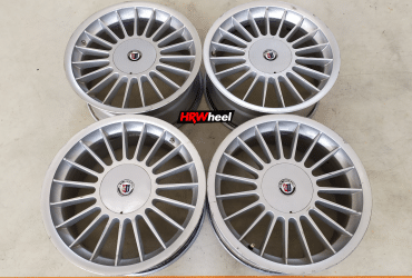 VELG BEKAS REPLIKA ALPINA RING 17 FOR VIOS,SOLUNA,ETIOS DLL
