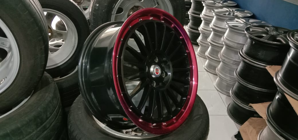 Velg Mobil Racing HRE R17X7,5 8X100-114,3 ET40