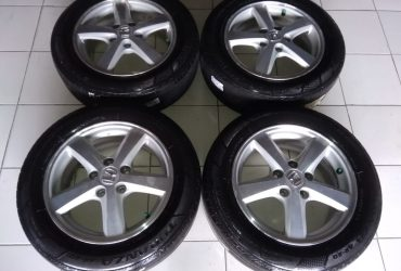 Velg second oem accord ring 16+ban