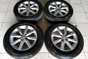 Velg second oem splash ring 15+ban