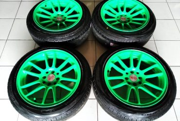Velg racing OZ ring 16+ban