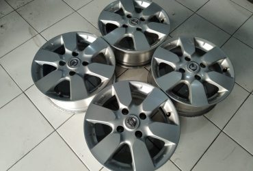 Velg second livina ring 15