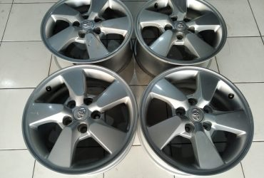 Velg second oem rush ring 16