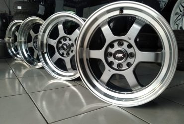 Velg racing TE37 Ring 16 lebar 7/8