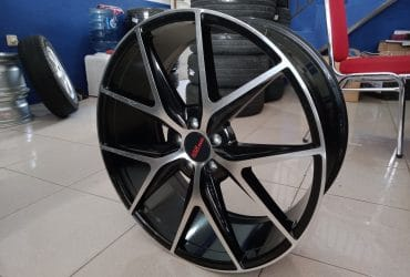 Velg second murah type misano ring22