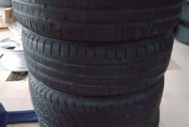 Velg Copotan Etios Valco Ring15+Ban Dunlop
