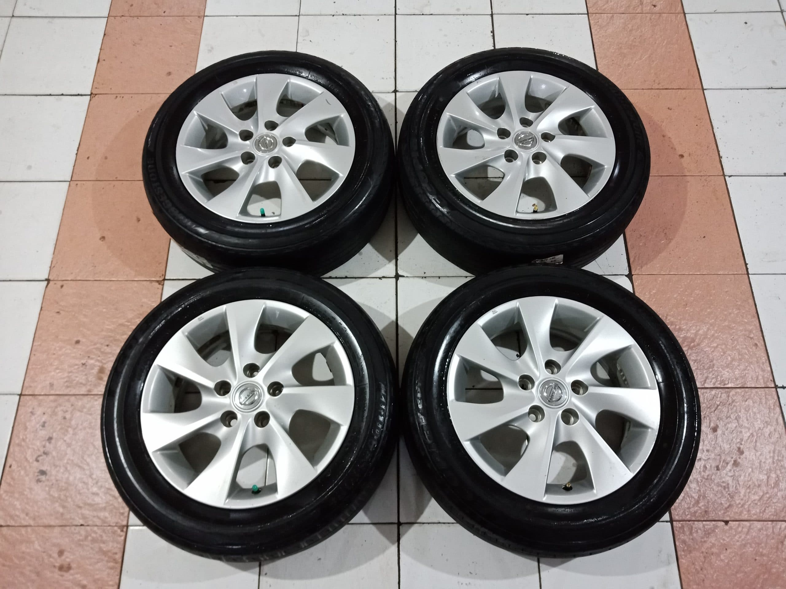 Velg Original Serena Ring 16 Pcd 5×114 Plus Ban
