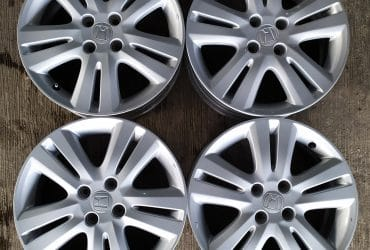 Velg Original STD JAZZ RS R16X6,5 4X100 ET45 SILVER
