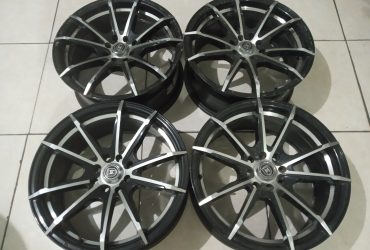 Velg mobil racing second Ring 17