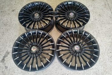Dijual Velg Second Ring 17 type Alpina