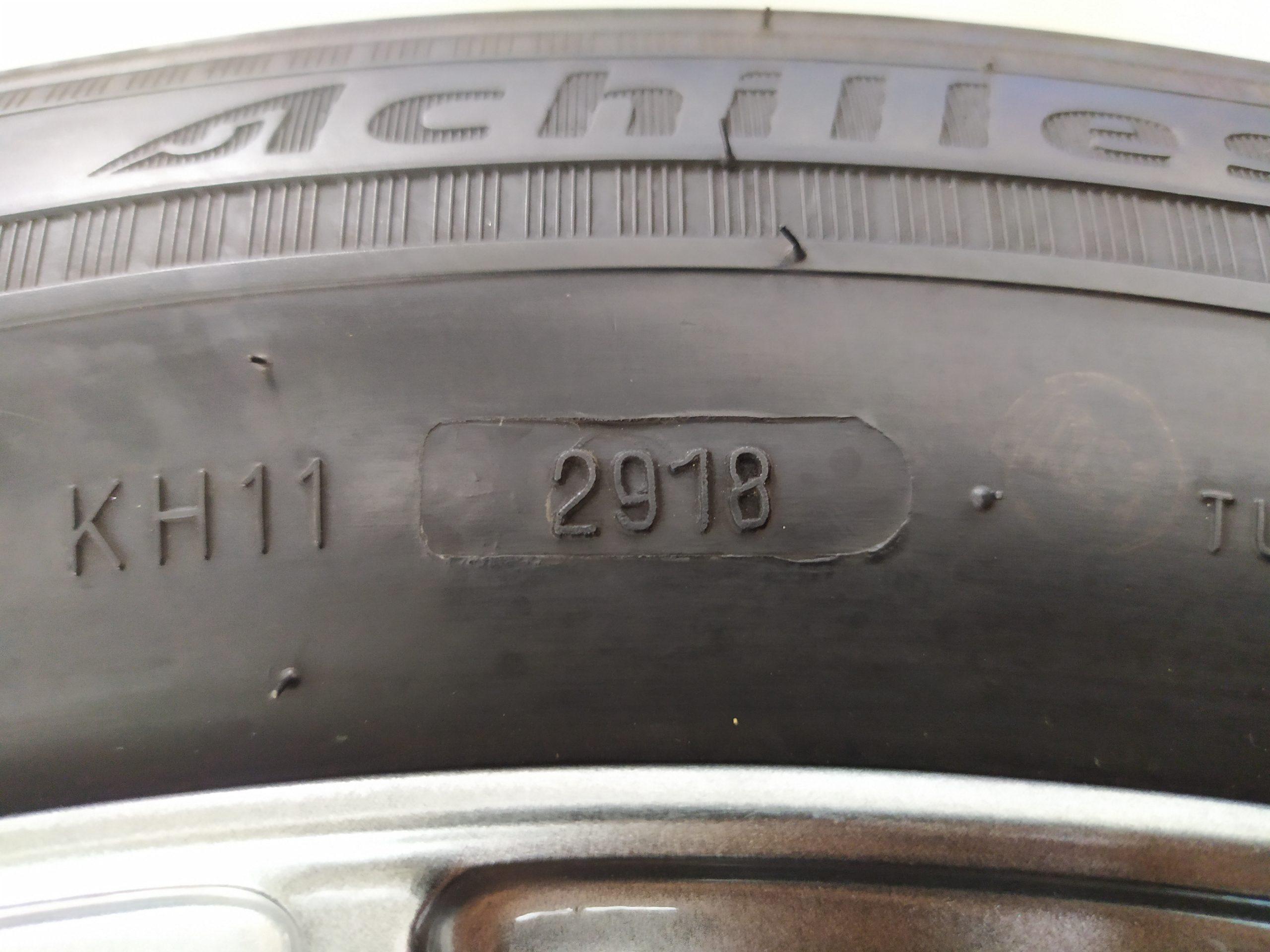 VELG REP VORSTEINER RING 18 + BAN ACHILLES H/T 225/55/R18