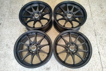 Dijual Velg Second Ring 17 type CE28 Lebar Belang