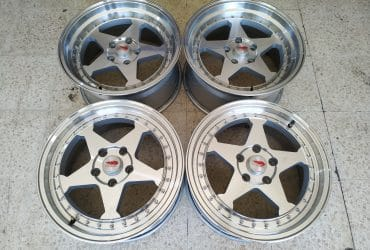 Dijual Velg Racing Prospeed Ring 17 Hole 5 Celong