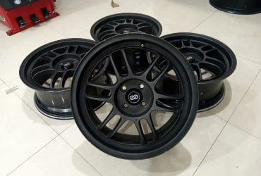 VELG SECOND RACING RPF-1 R17X7,5 PCD 4X100/114'3 ET42