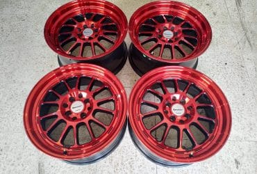 Dijual Velg Racing Type Sekeer Ring 17 Celong Murah