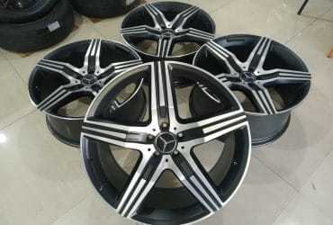 VELG SECOND AMG STYLE R20X8,5/9,5 PCD 5X112 ET42