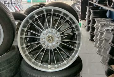Velg Mobil Racing K-SPEED R20X9 5X114,3ET45