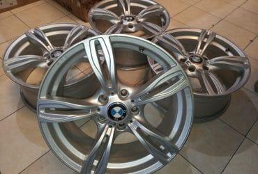 Veleg Racing type MEZUT(BMW) R18X8 h5X120 ET38 Silver Polis