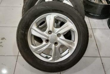 Velg Standart Mobil BRIO E + BAN DUNLOP 175 65 R14