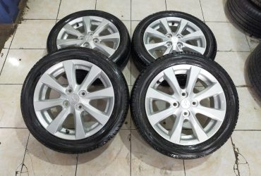 Velg Oem STD MIRAGE RING 15 PCD 4X100 BAN 175 55 R15