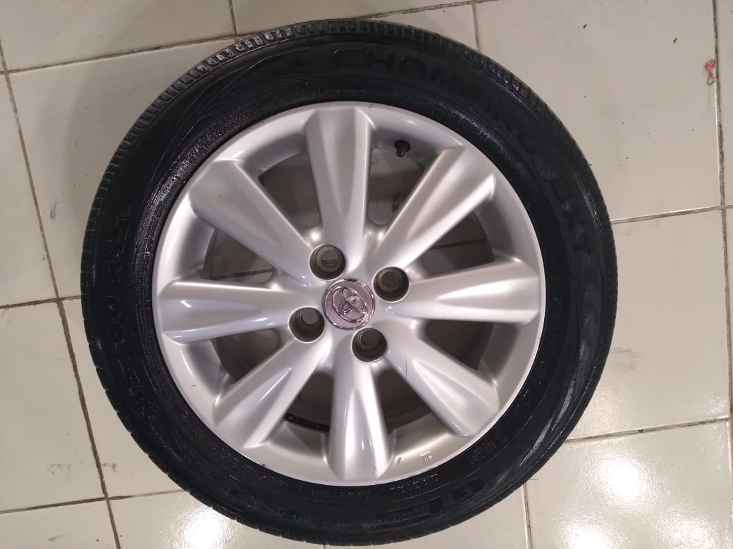 murah velg std yaris ring 15 pcd 4X100