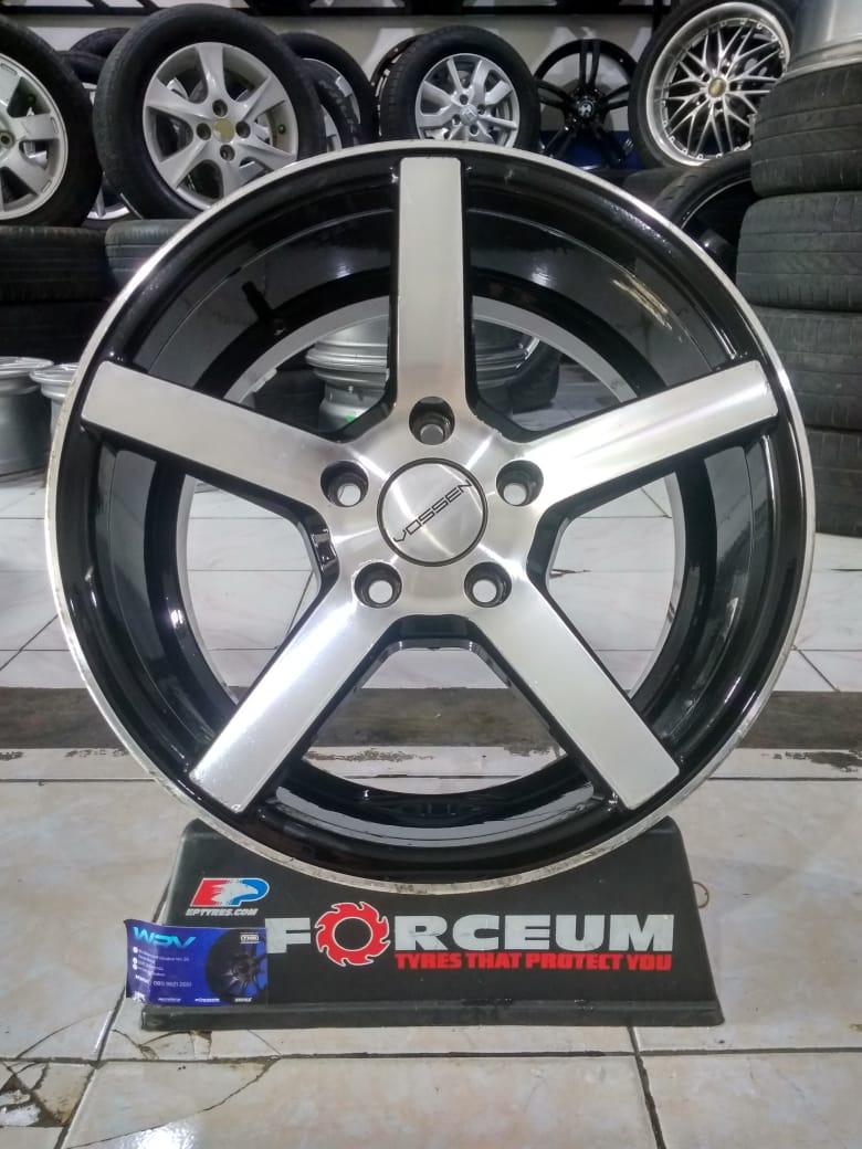 Velg Racing VOSSEN R16X7.5 5X114.3 ET30