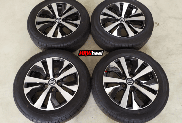 VELG BEKAS OEM ALL NEW NISSAN LIVINA RING 16 + BAN 205/55/R16