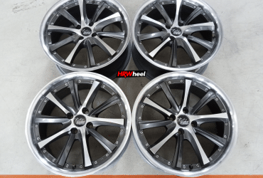 VELG BEKAS TYPE SSW RING 17×7,5 H:4×100 ET:45 GREY POLISH