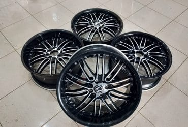 Velg bekas racing ring18 pcd8x100-114,3