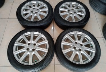 STD JAZZ RS + BAN BS 185 65 R16(60%)