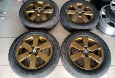 STD SWIFT R15X5,5 4X100ET45