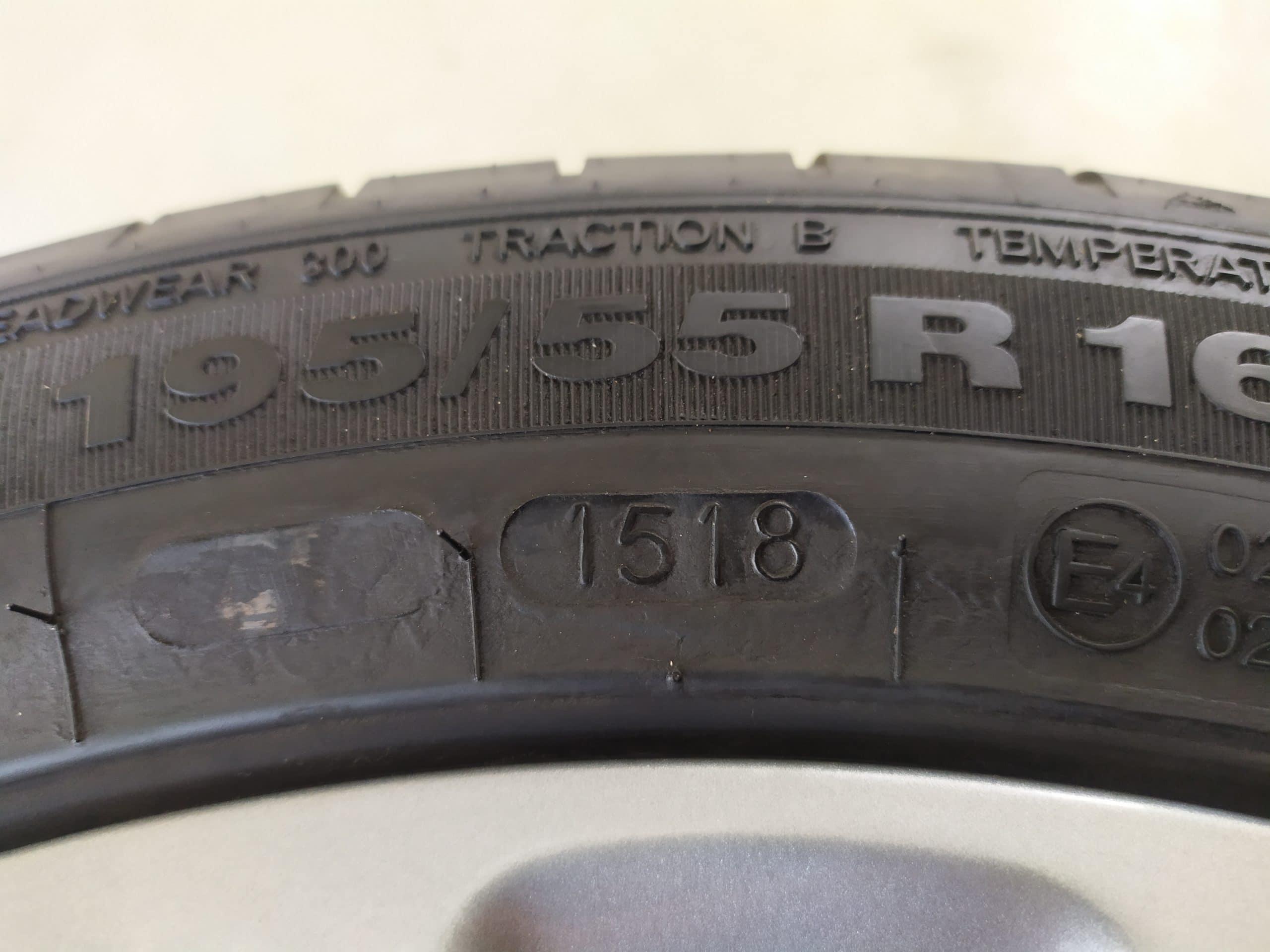 VELG BEKAS OEM SUZUKI BALENO RING 16 + BAN 195/55/R16