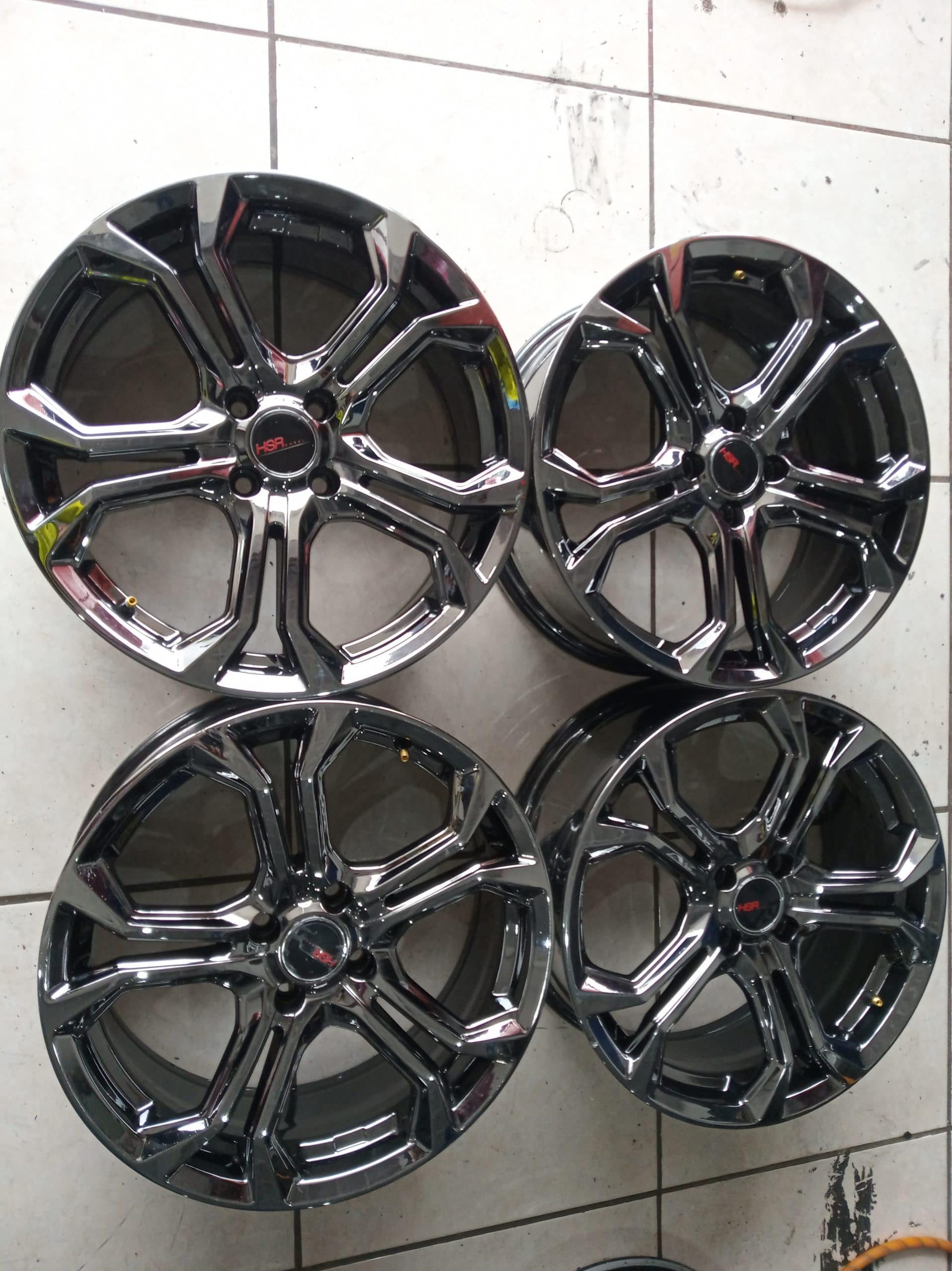 Velg RACING second TROCHE R17x7,5 hole : 4×100 et.45