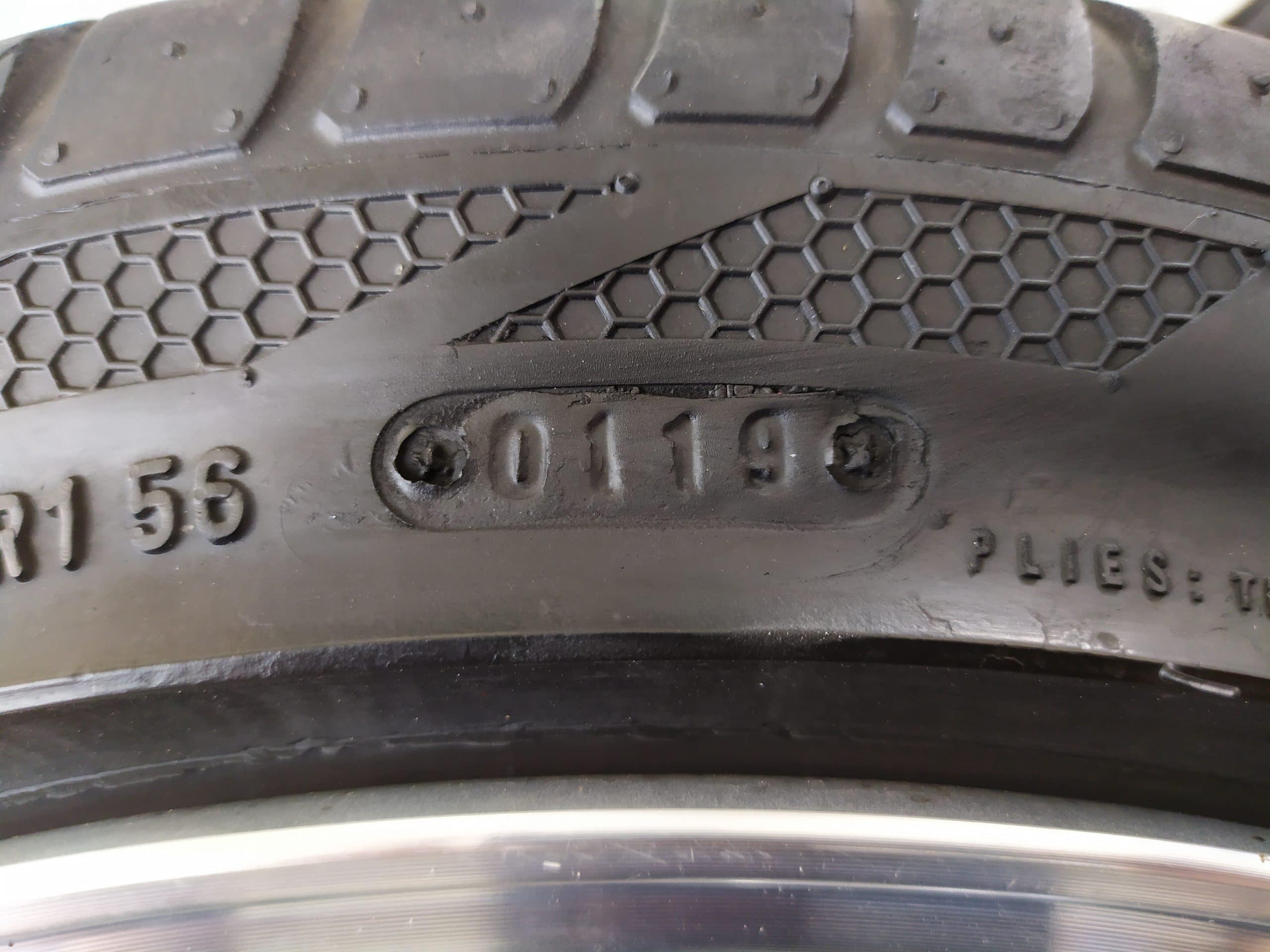 VELG BEKAS HSR TYPE BURN RING 15 + BAN ACCELERA PHI-R 195/45/R15