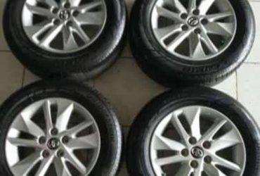 Velg standard OEM Toyota kijang Innova rebound Ring 16