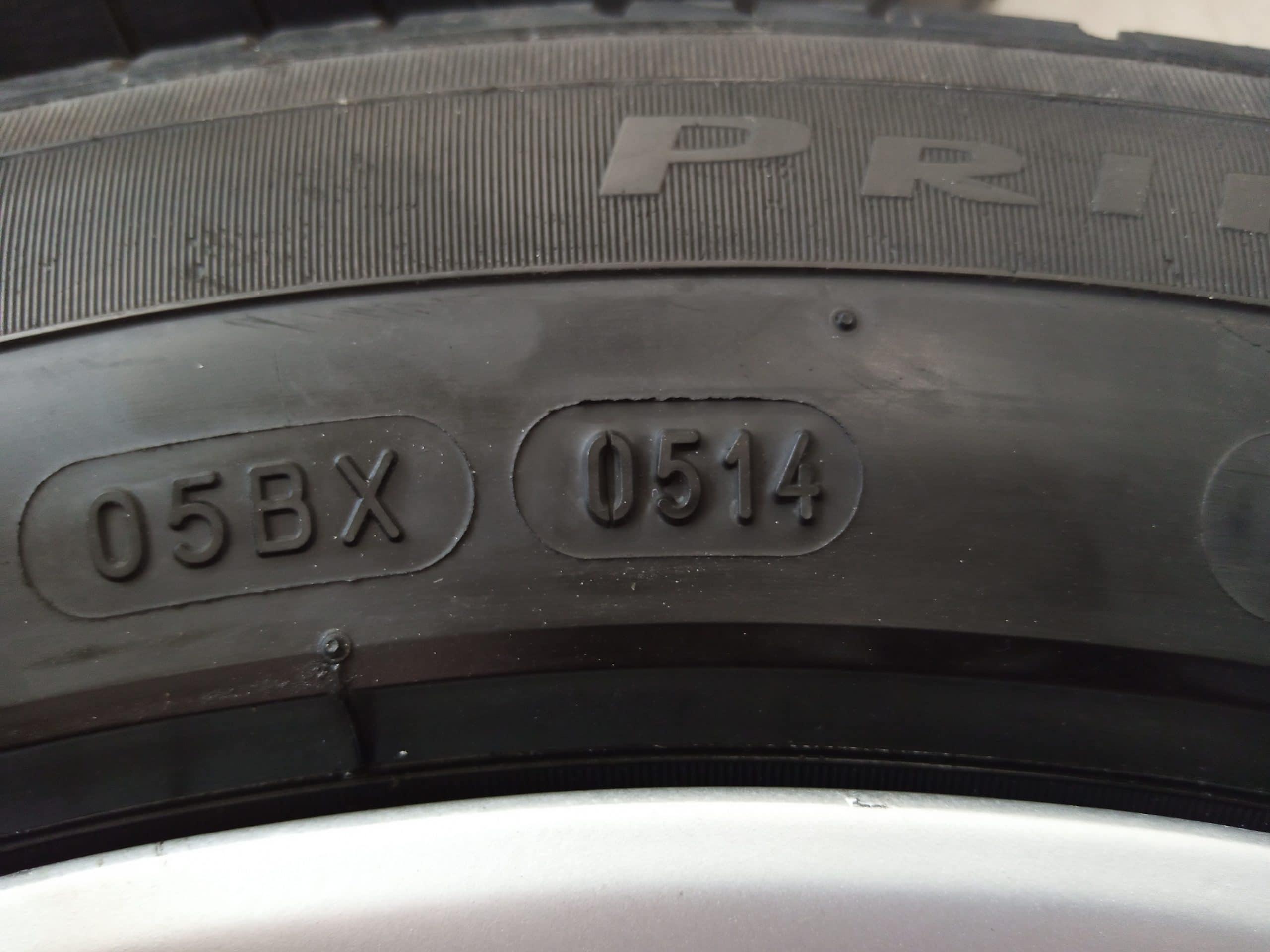 VELG BEKAS OEM HONDA CIVIC FD RING 16 + BAN 205/55/R16