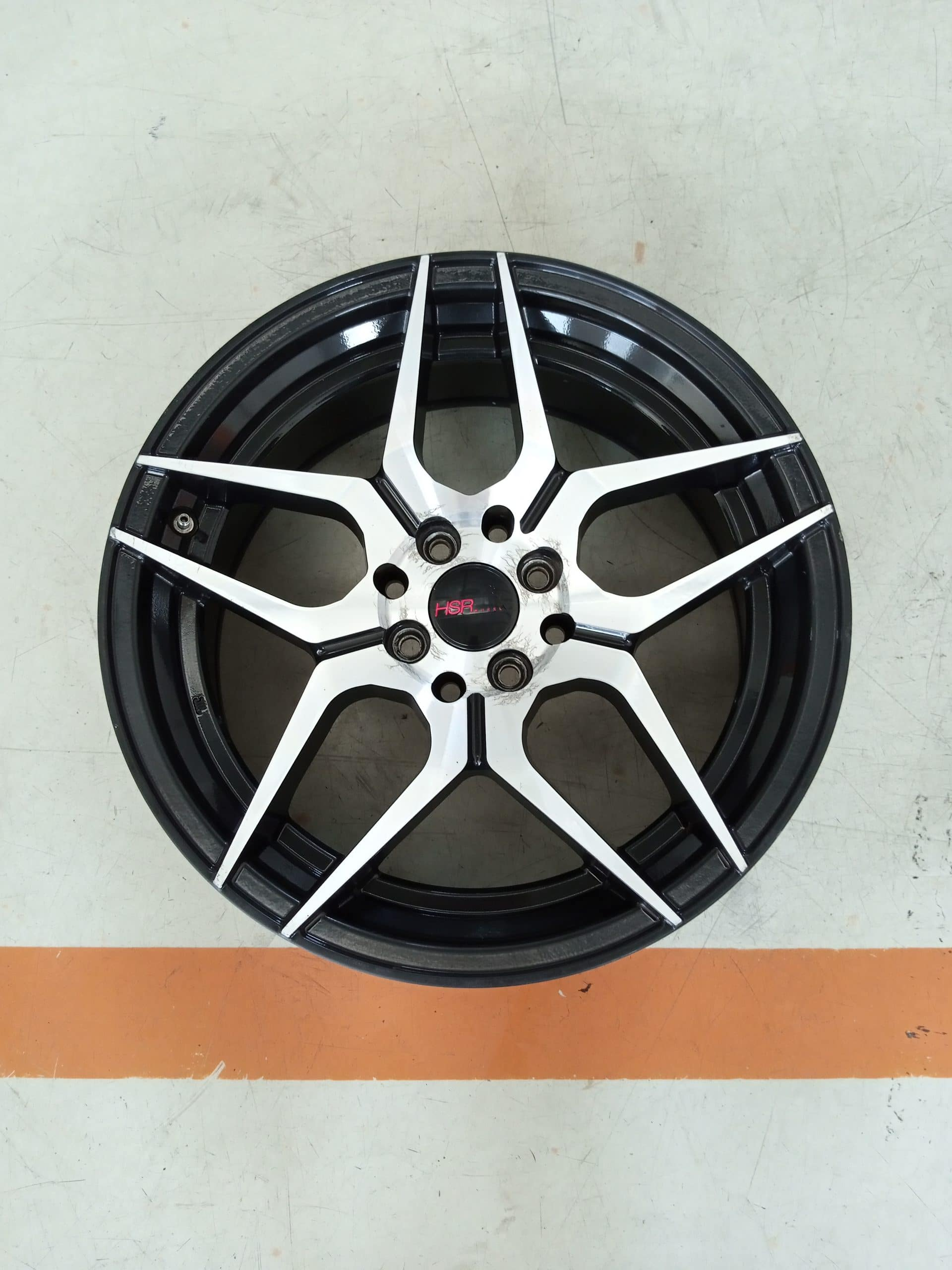 VELG BEKAS TYPE GREECE RING 17×7,5 H:8×100/114,3 ET:45