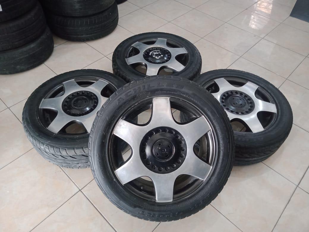 RACING +BAN ACHILES 205 55 R16