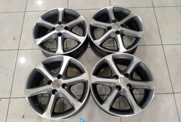 Velg second oem toyota altis ring 15 pcd 4×100