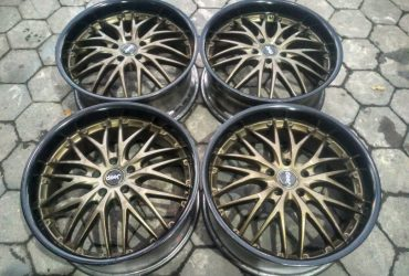 velg racing bbs akar ring 20 pcd 5×114