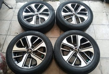 Velg oem Xpander ring 16 pcd 5×114 include ban