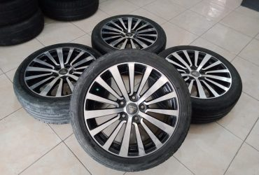 A.SPEED R17X7,5 5X114,3ET45B/P (70%