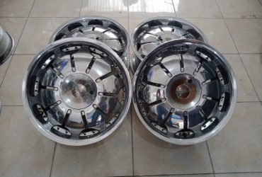 PINACLE R17X7,5 10X100/114,3ET40CROUME (70%)