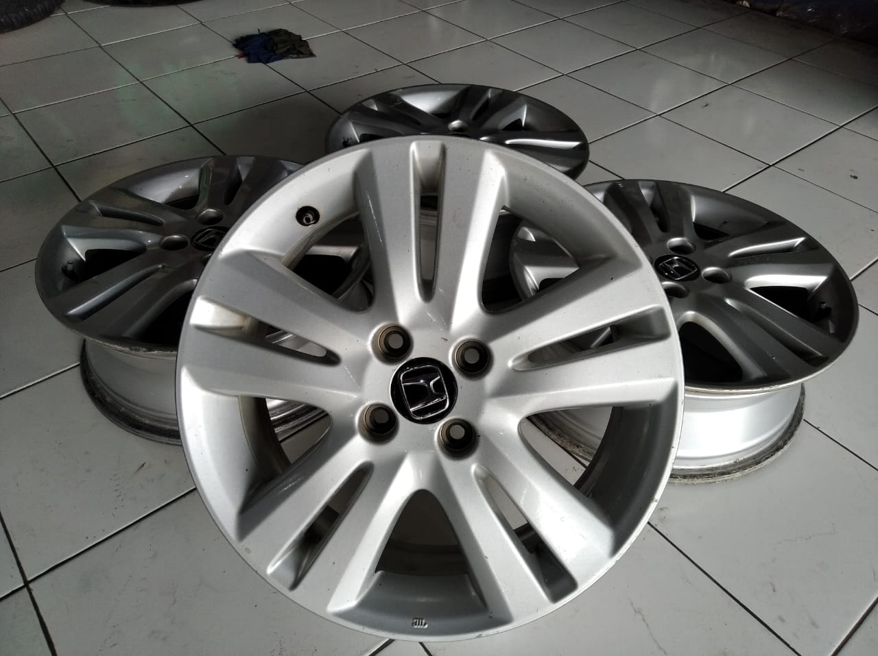 Velg std jazz ring 16