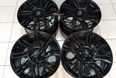 Velg racing serius ring 18